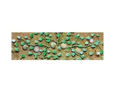 """JTT Scenery Cantaloupe Patch, 2-3/4"""" (6)"""