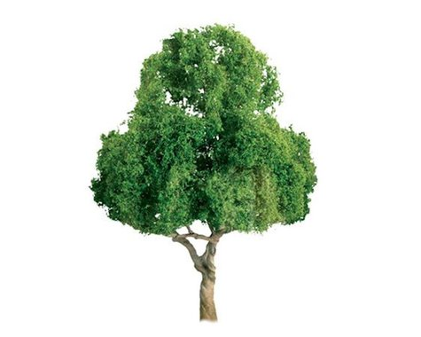 "JTT Scenery Professional Tree, Deciduous 4"" (2)"