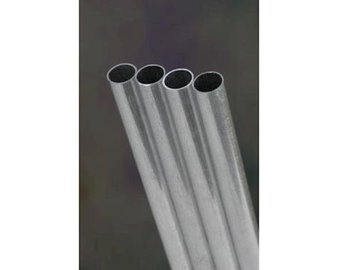 K&S Engineering Round Alum Tube,  8 mm  x .45 mm  (2)