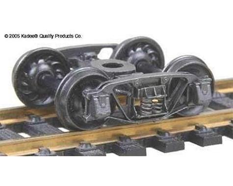 """HO Andrews Truck, 33"""" Ribbed Wheel (1pr)"""