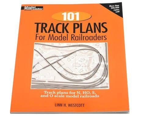 Kalmbach Publishing 101 Track Plans For Model Railroaders