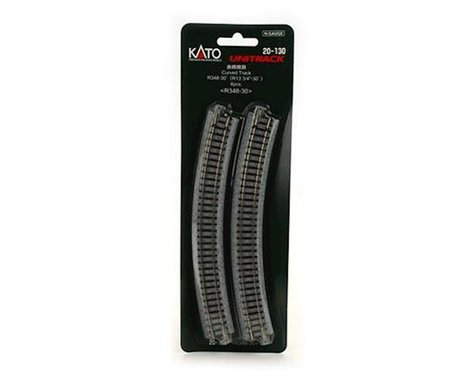 "N 348mm 13-3/4"" Radius Curve 30-Degree (4)"