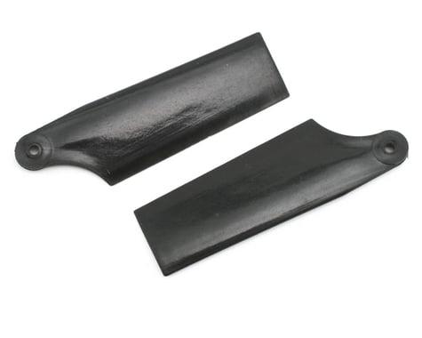 KBDD International T-Rex 450 60mm Midnight Black Tail Blades