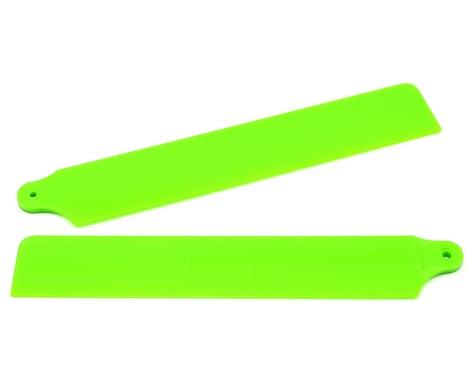 "KBDD International Blade mCP X ""Pilot's Choice"" Main Blade Set (Neon Lime)"
