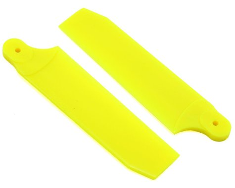 KBDD International Extreme Edition 96mm Tail Blade Set (Neon Yellow)