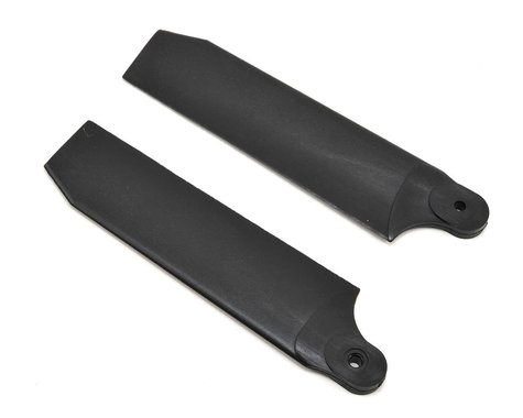 KBDD International 96mm Extreme Edition Tail Blades (Black) (50/600)