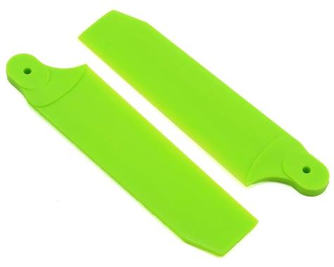 KBDD International Extreme Edition 104mm Tail Blade Set (Neon Lime)