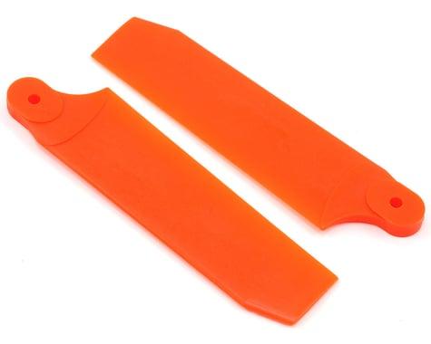 KBDD International Extreme Edition 84.5mm Tail Blade Set (Neon Orange)