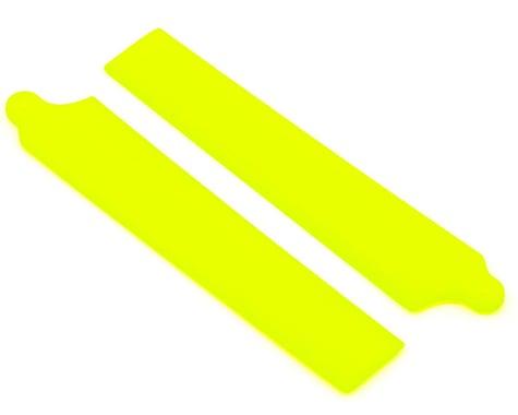 KBDD International Blade mCP X Extreme Edition Main Blade Set (Neon Yellow)