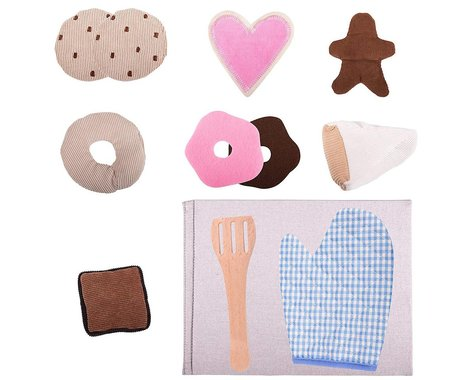 Kids Gallery Pop Oh Ver Plush Baking Set