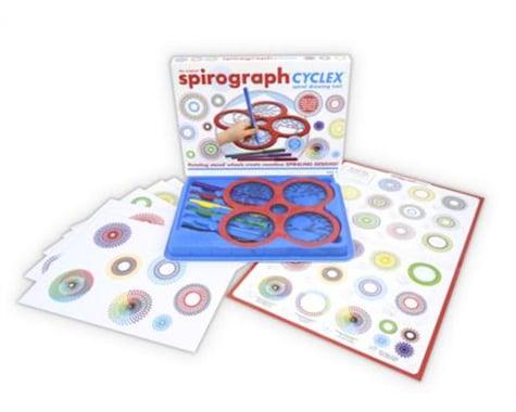 Kahootz 1018 Kahootz Spirograph Cyclex Kit