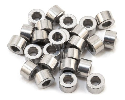Team KNK 3x4mm Aluminum Spacers (25)