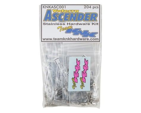Team KNK Vaterra Ascender Stainless Hardware Kit (204)