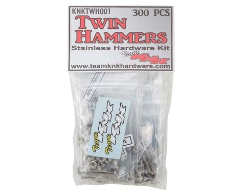 Team KNK Vaterra Twin Hammers Stainless Hardware Kit (300)