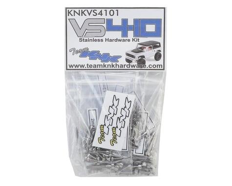 Team KNK Vanquish VS410 Stainless Hardware Kit