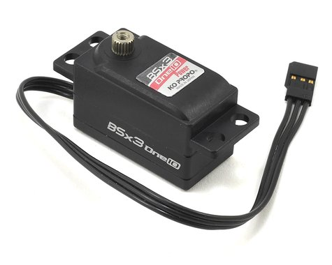 """KO Propo """"BSx3-one10 Power"""" Low Profile High Torque Brushless Servo"""