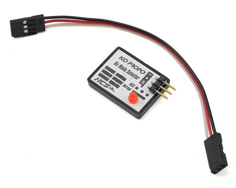 KO Propo Rx HCS Mode Selector