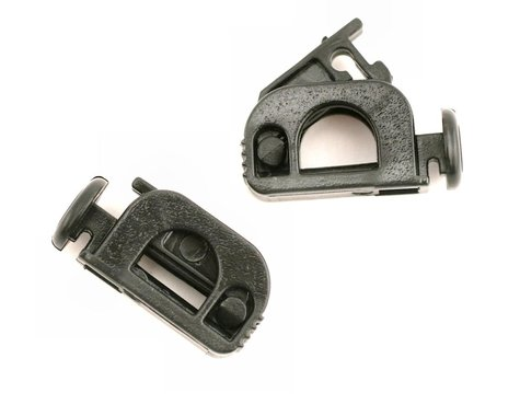 K & S Fuel Shutoff Clamp (Black) (2)