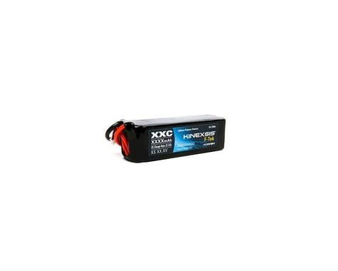 Kinexsis F-Tek 11.1V 5000mAh 3S 30C Hardcase LiPo EC3 KXSB2065EC