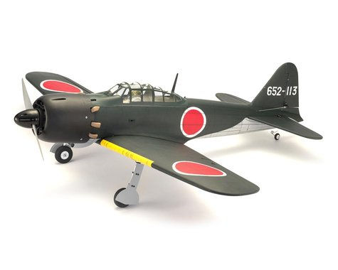 Kyosho A6M5 Zero GP50 ARF Electric Airplane (1400mm)