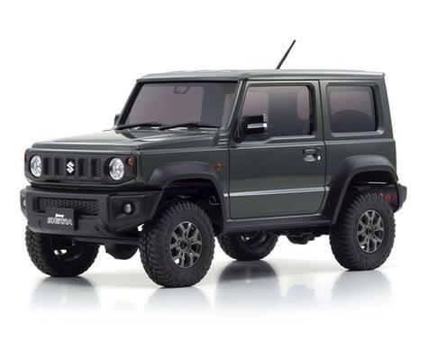 Kyosho MX-01 Mini-Z 4X4 Readyset w/Jimny Sierra Body (Green)