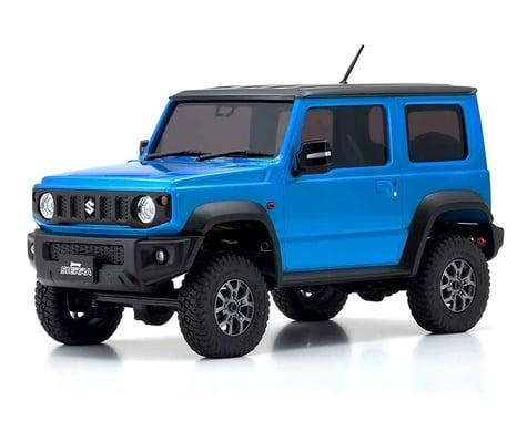 Kyosho MX-01 Mini-Z 4X4 Readyset w/Jimny Sierra Body (Blue)