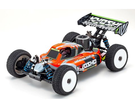 Kyosho Inferno MP9 TKI4 V2 ReadySet 1/8 Nitro Buggy