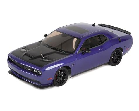 Kyosho EP Fazer Mk2 FZ02L 2015 Dodge SRT Challenger Hellcat ReadySet (Purple)
