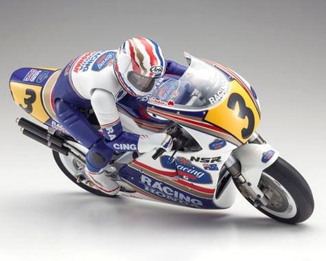 Kyosho Hang On Racer Honda NSR500 Electric 1/8 Motorcycle Kit