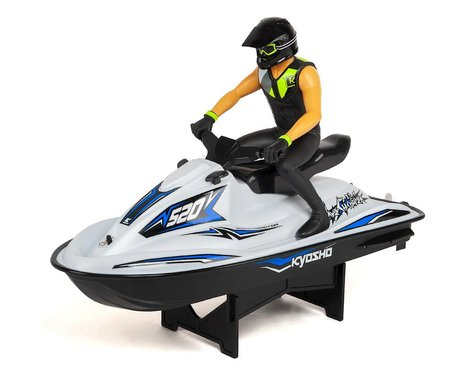 Kyosho Wave Chopper 2.0 Type 2 Electric Watercraft (Blue)
