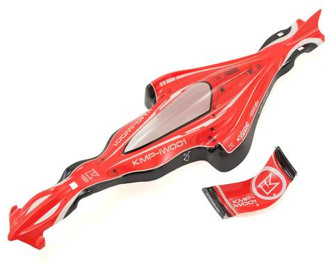 Kyosho G-Zero Body Set (Red)