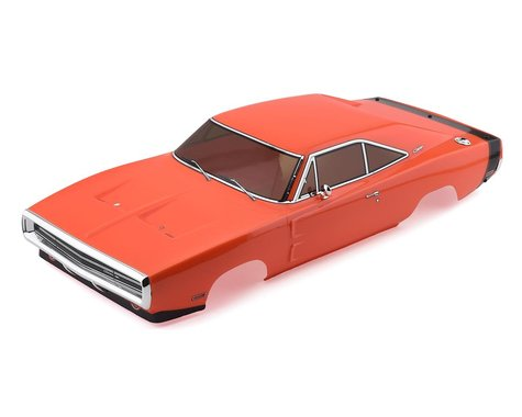 Kyosho Dodge Charger 1970 Pre-Painted Body (Hemi Orange)
