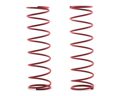Kyosho 81mm Big Bore Front Shock Spring (Red) (2) (8.5-1.5mm)