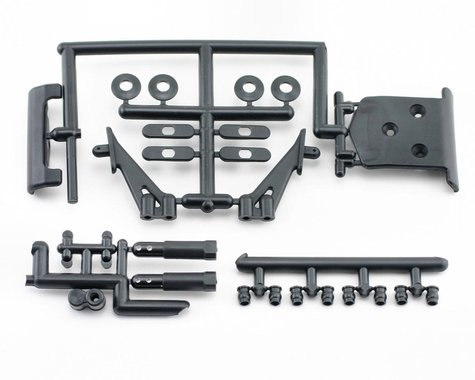 Kyosho Bumper & Wing Stay Set (ZX-5)