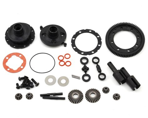 Kyosho ZX6.6 Center Differential Set