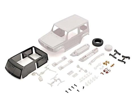 Kyosho MX-01 Suzuki Jimny Sierra Body Set (White)