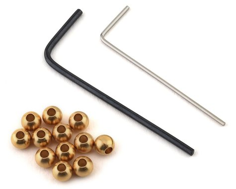 Kyosho 4.8 Brass Ball (12)