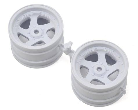 Kyosho Optima 5 Spoke Wheel (White)