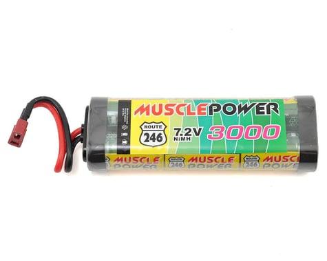 Kyosho Muscle Power NiMH Stick Pack Battery (7.2V/3000mAh)