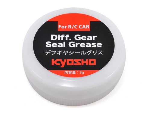 Kyosho Differential O-Ring Grease (3g)