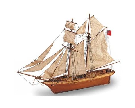 Latina 1 50 Scottish Maid Wooden Model Ship Kit