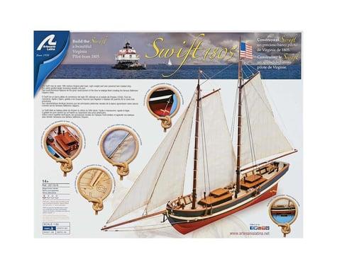 Latina 1 50 Swift Easy Build Wood Pilot Boat Kit