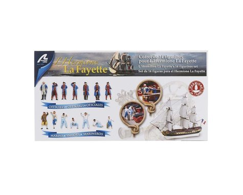 Latina Hermione Lafayette Die-Cast Figurines (14)