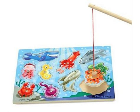 Melissa & Doug  Fishing Game