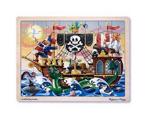 Melissa & Doug  Pirate Adventure Jigsaw 48Pc Puzzl