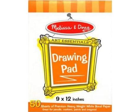 """Melissa & Doug  Drawing Pad 9X12"""""""