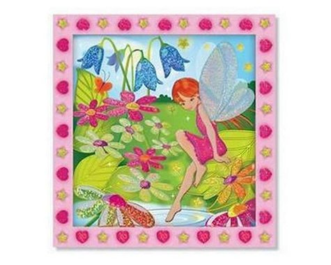 Melissa & Doug  Flower Garden Fairy