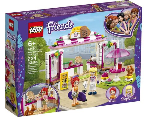 LEGO (41426) Friends Heartlake City Park Café (224 Pieces)