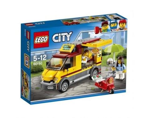 Lego City Pizza Van