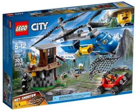 LEGO City Police Mountain Arrest